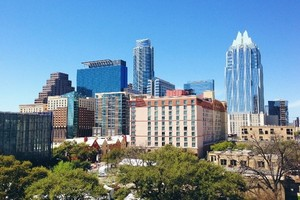 Austin, TX: Hotel business keeping pace with strong supply growth