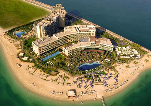 Rixos The Palm Dubai is to extends and rebrands